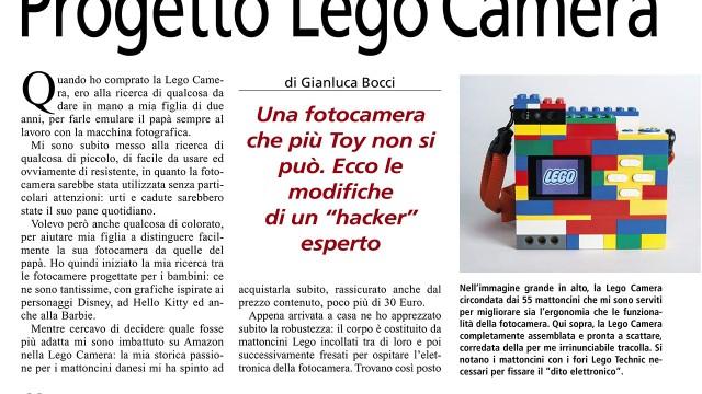 Progetto Lego Camera