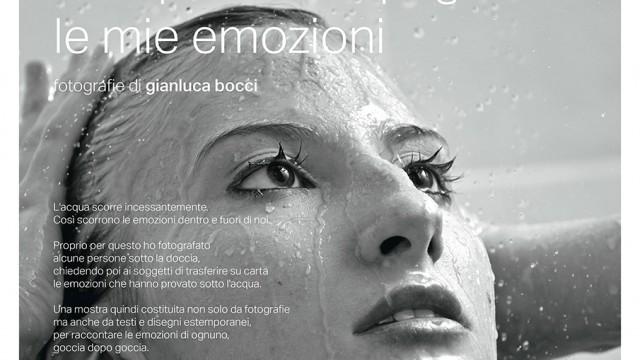 """Inaugurazione mostra """"L'acqua accompagna le mie emozioni"""""""