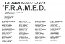 "Mostra ""Framed"" presso Fotografia Europea a Reggio Emilia"
