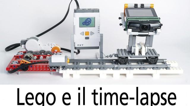 Lego e il time-lapse