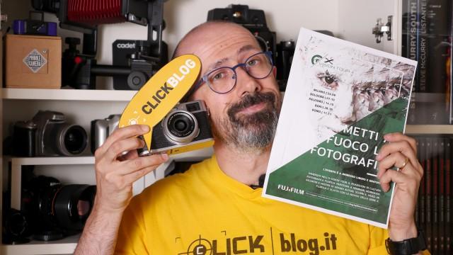 Fujifilm X-Vision Tour: ti aspetto a Milano!