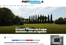 Autore per PhotoJournal.it