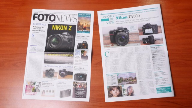 Nikon D7500: un corpo macchina adatto sia all'appassionato sia al professionista