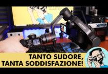 FEIYUTECH AK2000: TANTO SUDORE, TANTA SODDISFAZIONE!