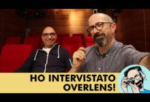 HO INTERVISTATO OVERLENS!