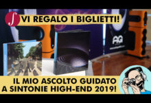 DAI BEATLES AI TOOL: IL MIO ASCOLTO GUIDATO A SINTONIE HIGH-END 2019!
