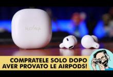 HOLYHIGH X-BUDS: COMPRATELE SOLO DOPO AVER PROVATO LE AIRPODS!