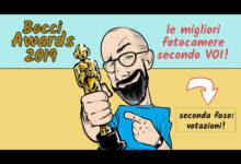 BOCCI AWARDS 2019: VOTAZIONI!