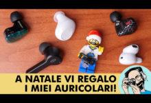 A NATALE VI REGALO I MIEI AURICOLARI!