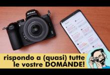 Nikon Z50: rispondo a (quasi) tutte le vostre DOMANDE!