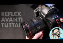 Canon EOS 1DX Mark III, Canon EOS 850D e Canon EOS R5: reflex avanti tutta!
