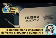 Fujifilm X100V: la notizia meno importante di fronte a 400MP e 50mm F1?