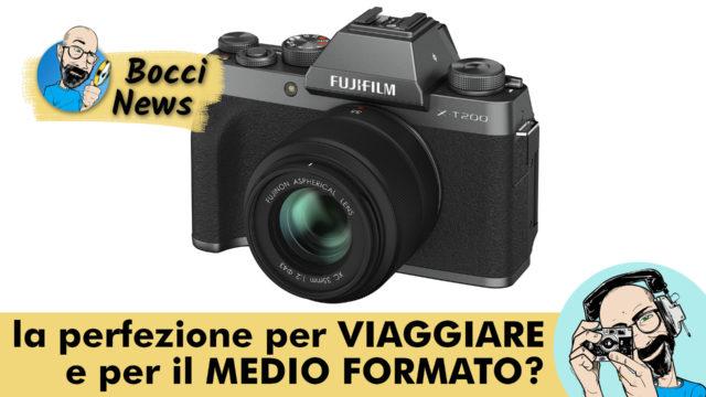Fujifilm X-T200 e Fujinon GF 80mm F1.7: la perfezione per VIAGGIARE e per il MEDIO FORMATO?