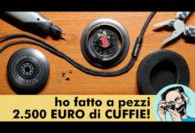 Spirit Torino Radiante: ho fatto a pezzi 2.500 EURO di CUFFIE!