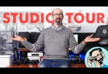 Studio Tour!