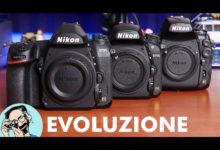 Nikon D780 vs D750 vs D700: analisi di una EVOLUZIONE!