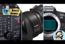 Canon EOS R5, C300 Mark III e 25-250mm: la fotografia è morta?