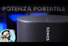 Sonos Move: la POTENZA diventa PORTATILE!