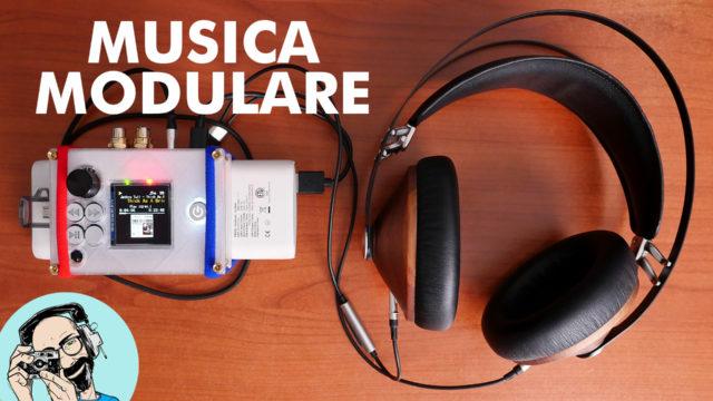 Volumio su Raspberry con Nanomesher NanoSound: la MUSICA diventa MODULARE!